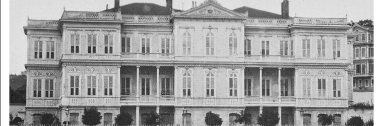 HOTEL ORTAKOY IN ISTANBUL – BOSPHORUS