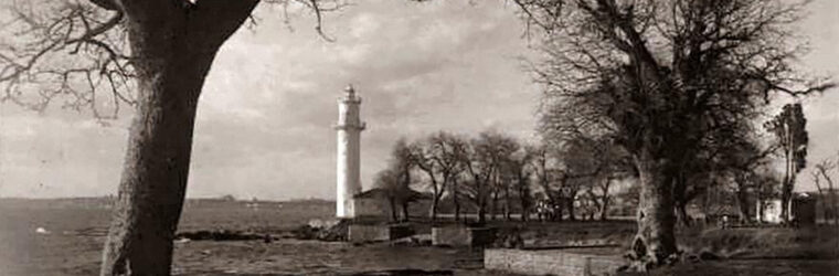 FENERBAHCE LIGHTHOUSE MUSEUM IN ISTANBUL